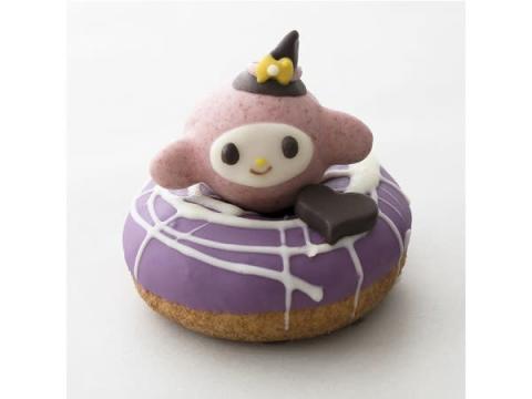 「マイメロディ」と「クロミ」がハロウィンのドーナツに!