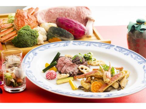 博多和牛や蟹料理も!豪華オーダーブッフェが週末限定で開催
