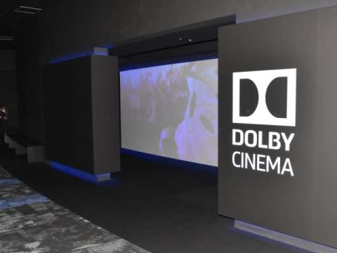 """最先端技術が結集した映画館""""ドルビーシネマ"""" 10・4都内に初めてオープン"""