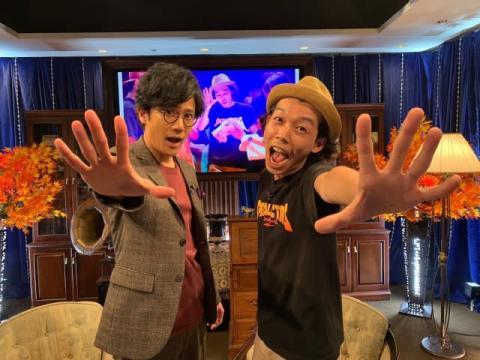 上田慎一郎監督『ななにー』出演 稲垣吾郎と映画愛あふれるトーク