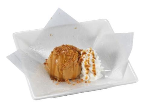 醤油のスイーツ?! かっぱ寿司の新感覚「醤油キャラメルアイス」