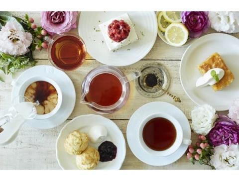 """11/1""""紅茶の日""""を記念した「Afternoon Tea」のティーフェス!"""
