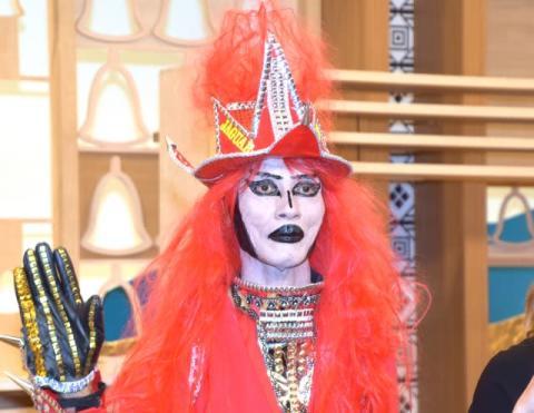 JAGUAR、出身はJAGUAR星を半笑いで説明 ますおか岡田が注意「キャラクターをしっかり持ちなはれ!」