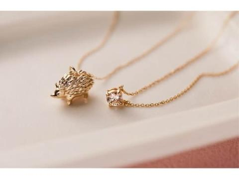 「TODAY's DIAMONDS TSUTSUMI」に可愛いハリネズミがやってくる!