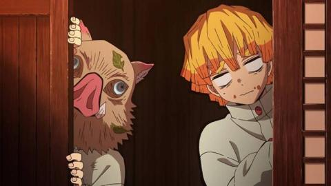 TVアニメ『 鬼滅の刃 』第25話「継子・栗花落カナヲ」【感想コラム】