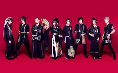 和楽器バンド、1年ぶり新作『REACT』12・4発売 東京公演で発表&新曲初披露