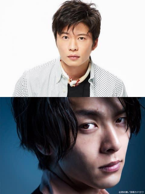 """田中圭&中村倫也、初の濃密共演で""""生き別れの兄弟""""役 かつてないバディ・ドラマに"""