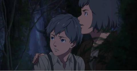 TVアニメ『 Fairy gone フェアリーゴーン 』 第十三話「雨音の罪と白雪の罰」【感想コラム】