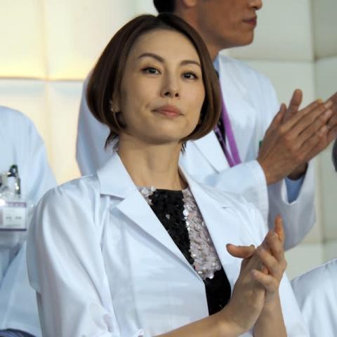 米倉涼子、令和も失敗しなかった 2年ぶり『ドクターX』初回20.3%