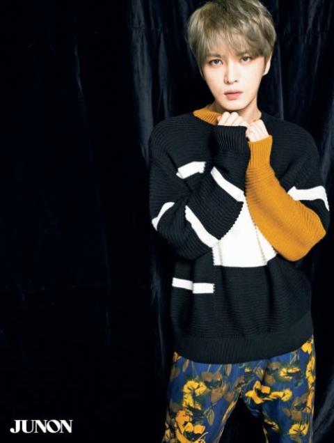 ジェジュン『JUNON』初の増刊号カバー飾る 夏休みの韓国エピソード披露