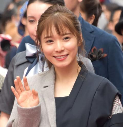 松岡茉優、渋谷の路上ファッションショーに登場「高校生の頃から遊びに来ていた」