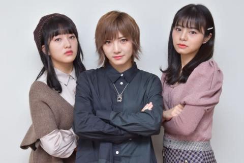 AKB48グループが『仁義なき戦い』を舞台化、岡田奈々「アイドル界でもがく自分たちと作品を重ね合わせた」
