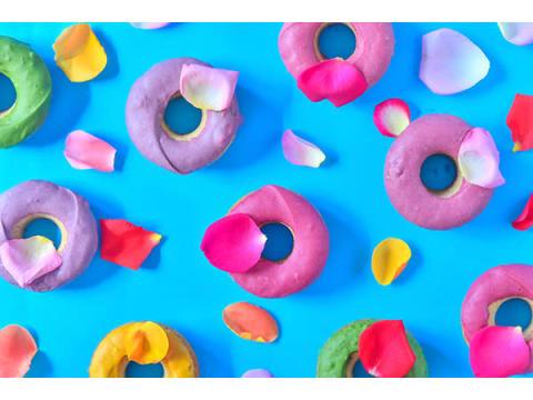 ヴィーガンスイーツ「美ドーナツ」限定ショップが渋谷にOPEN