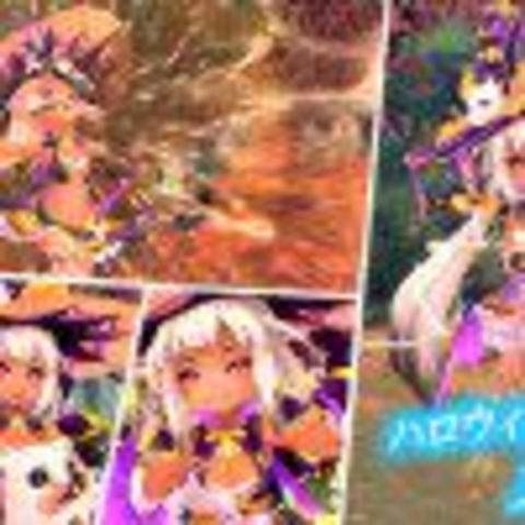 「幻想神域 -Another Fate-」新幻神「ハロウィンの悪戯神・メジェド」が本日登場! 【アニメニュース】