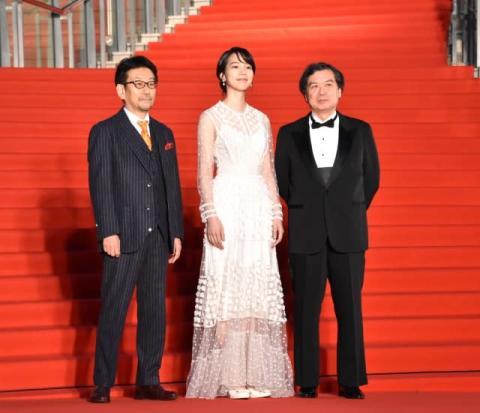 【東京国際映画祭】のん『この世界の片隅に』は「私の中で大切な作品」