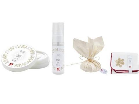 冬肌を守る!「白銀の世界で華やぐ香り」シリーズ新発売