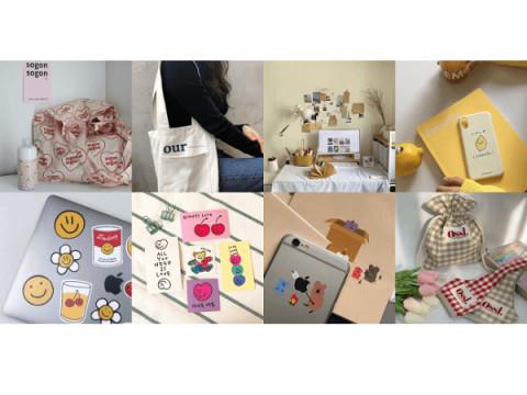 3日間限定!日本初上陸の韓国雑貨ブランドが原宿に大集結