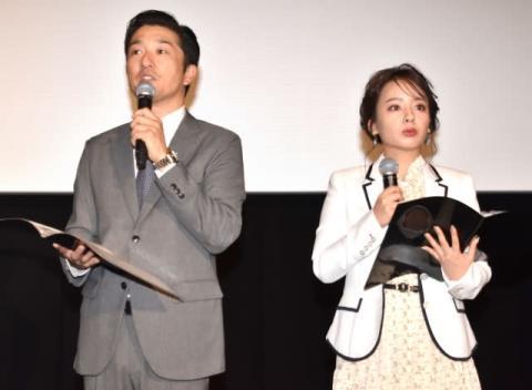山田菜々、流ちょうな中国語披露 監督も絶賛「中国映画に出てください!」