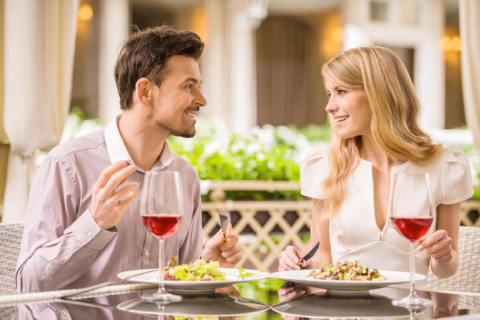 お食事デートで「彼女にしたい!」と思ってもらえる言動