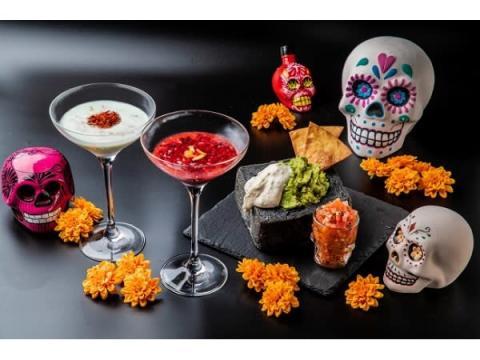 """華やかなメニューでメキシコの祝日""""死者の日""""を味わおう!"""