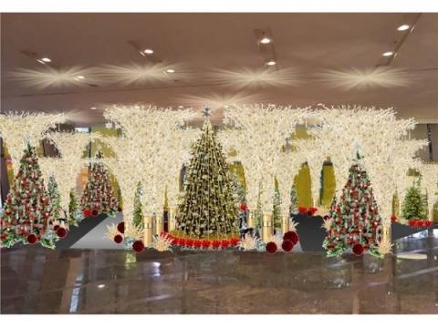 ホテルのチャリティープログラムで温かいクリスマスを!