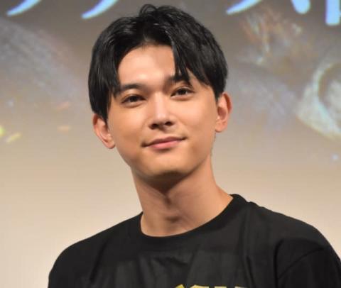 吉沢亮『キングダム』イベントにサプライズ登場 作品の魅力を力説「全員が熱い思いをもって…」