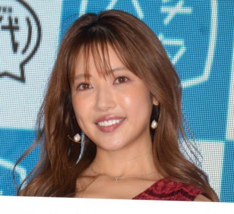 舟山久美子、結婚後初公の場 心境の変化語る「安心感があります」