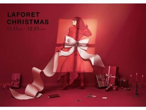 クリスマスプレゼントを探すならラフォーレ原宿へGO!