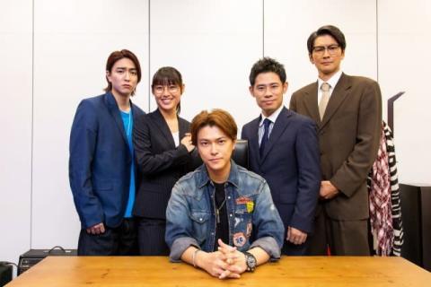 勝地涼、新春3夜連続ドラマに主演 大赤字の会社を再生させた破天荒な社長役