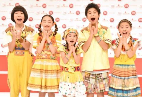 【紅白】Foorin、英語ネイティブ『team E』と初出場「日本のみなさんに元気を届けられるように」