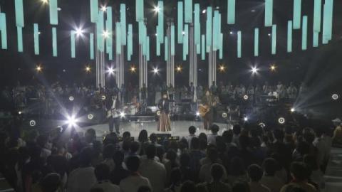 """いきものがかり""""8K収録""""ヒット曲満載ライブ 12月にNHKで放送"""