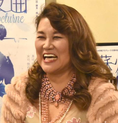 山田邦子、共演俳優を「狙ってます」 最後は会話の脱線詫びる