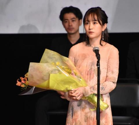 前田敦子、女優と育児の両立誓う「またガッツリ映画の世界に…」