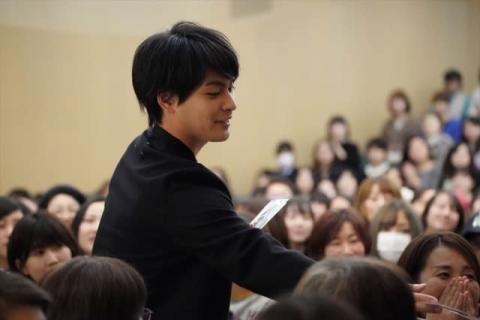 柳楽優弥、ファンイベント『いちごいちえ』開催「毎年やっていきたい」