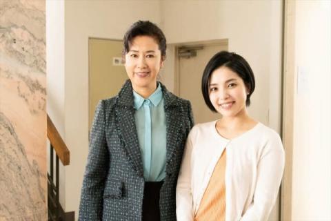 城南海、主題歌ドラマ『特命刑事カクホの女2』第5話に教師役で出演