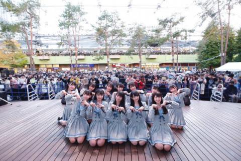 指原プロデュース≠ME、センター冨田菜々風が夢語る「東京ドームに12人全員で立つ」
