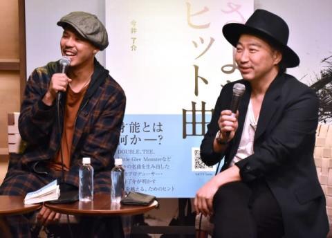 今井了介、名曲の制作秘話明かす「自分の中でもチャレンジだった」