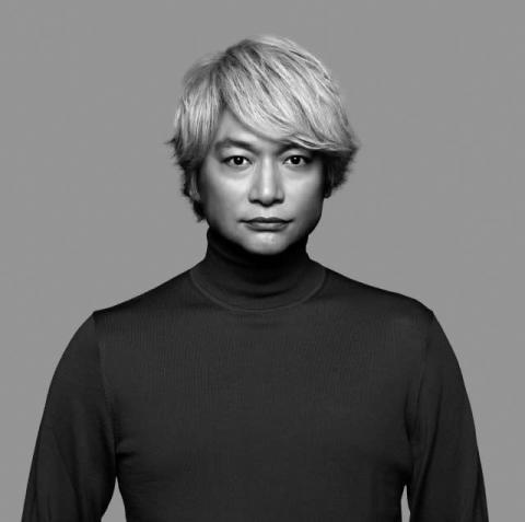 香取慎吾、初ソロアルバム『20200101』全12曲収録内容&ジャケット公開
