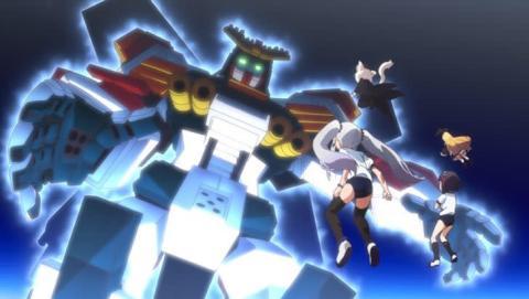 TVアニメ『 Z/X Code reunion 』code05.「オーバーブースト」【感想コラム】