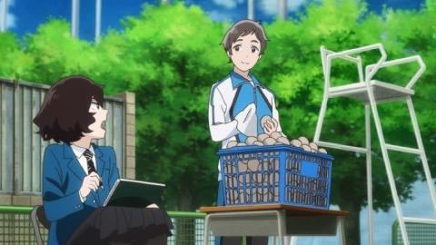 TVアニメ『 星合の空 』第5話 紡がれた絆。新ラケットを手に――。【感想コラム】