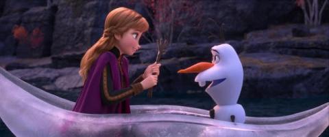 『アナと雪の女王2』Pと監督インタビュー(3)アナ×クリストフの恋はどうなる?
