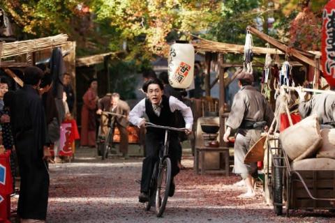 成田凌が張りのある掛け声を披露 映画『カツベン!』TVスポット解禁