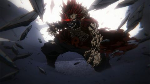 TVアニメ『僕のヒーローアカデミア』第5話(68話)「ガッツだレッツライオッド」【感想コラム】