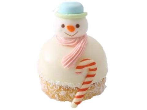 お一人様サイズのフォトジェニックなクリスマスケーキはいかが?