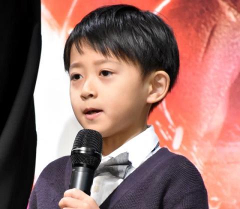 勸玄くん、一夜限りの『SW歌舞伎』でカイロ・レンの幼少期役 せりふ少なくとも深い悲しみを表現