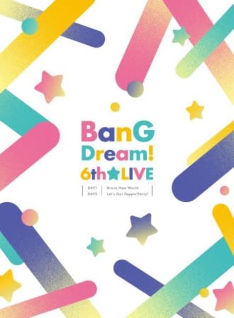 Blu-ray「BanG Dream! 6th☆LIVE」本日発売! 【アニメニュース】