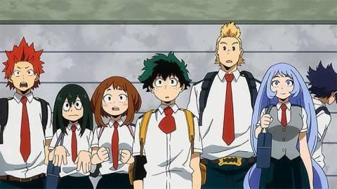 TVアニメ『 僕のヒーローアカデミア 』4期第6話(69話)「嫌な話」【感想コラム】