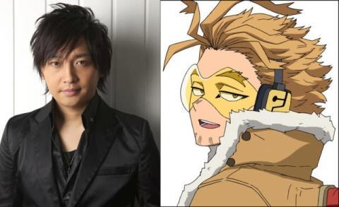 劇場版『ヒロアカ』ホークス役は中村悠一 個性「剛翼」のプロヒーロー