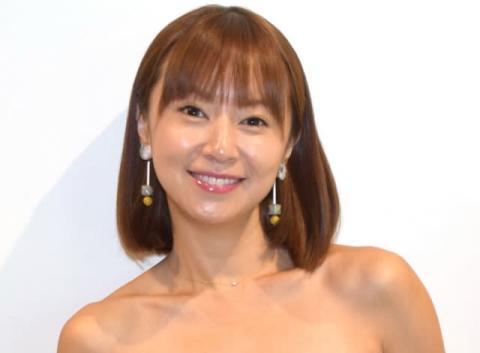 妊婦・鈴木亜美、8ヶ月の大きなお腹を披露 長男が「ヤキモチでお腹パンチ」も