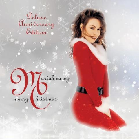 マライア・キャリー「恋人たちのクリスマス」発売25年で初の全米1位「やったー!」